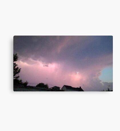 May 5 2012 Storm 114 Canvas Print