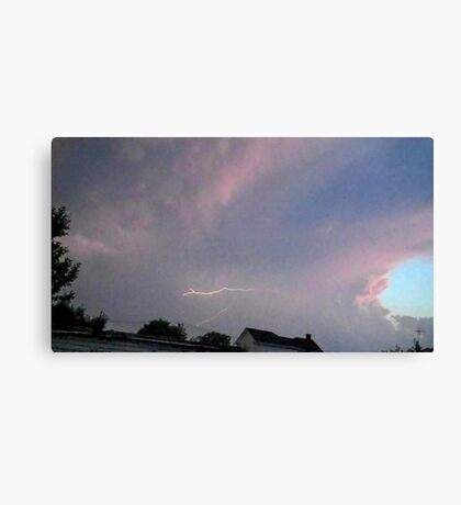 May 5 2012 Storm 120 Canvas Print