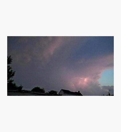 May 5 2012 Storm 126 Photographic Print
