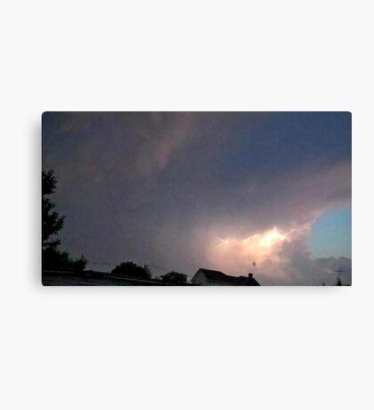 May 5 2012 Storm 128 Canvas Print