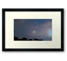 May 5 2012 Storm 135 Framed Print