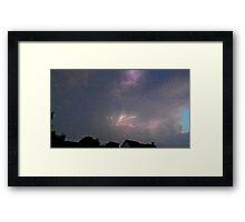 May 5 2012 Storm 136 Framed Print