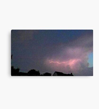 May 5 2012 Storm 139 Canvas Print