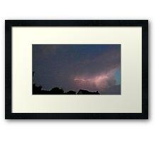 May 5 2012 Storm 140 Framed Print