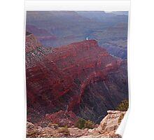 Grand Canyon Colour Poster