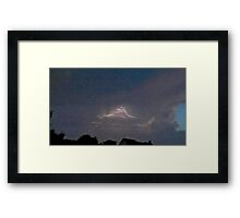 May 5 2012 Storm 143 Framed Print