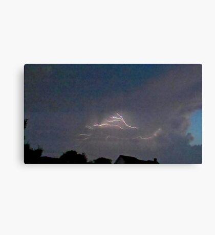 May 5 2012 Storm 143 Canvas Print
