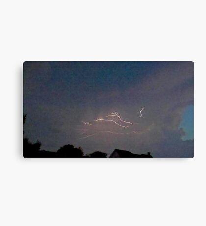 May 5 2012 Storm 144 Canvas Print