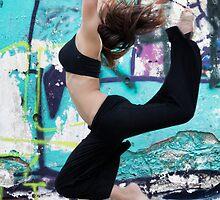 Dancing Girl by Basiliss