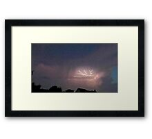 May 5 2012 Storm 146 Framed Print