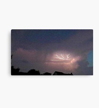 May 5 2012 Storm 146 Canvas Print