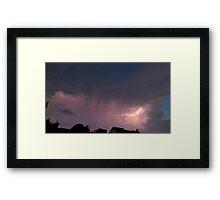 May 5 2012 Storm 149 Framed Print