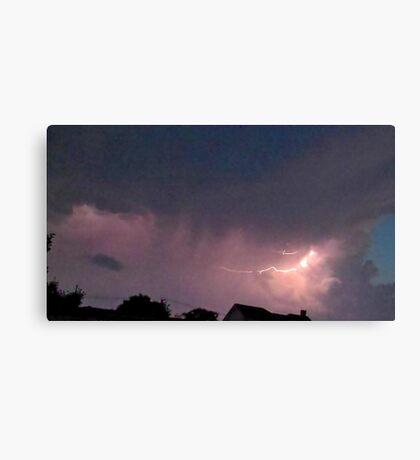 May 5 2012 Storm 149 Canvas Print