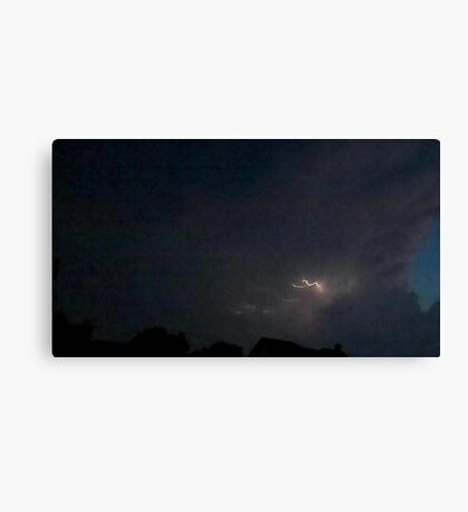 May 5 2012 Storm 156 Canvas Print