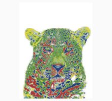 colourful leopard 2 One Piece - Short Sleeve