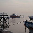 Bali Morning By Ocean by cactus82