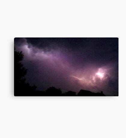 May 5 2012 Storm 179 Canvas Print