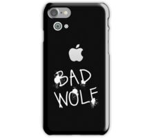 Bad Wolf (IPhone 2) iPhone Case/Skin