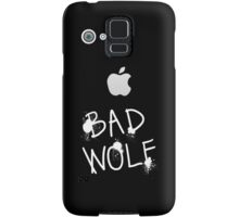 Bad Wolf (IPhone 2) Samsung Galaxy Case/Skin