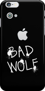 Bad Wolf (IPhone 2) by KanaHyde