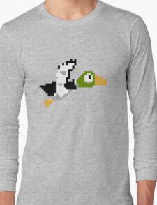 Duck Hunt Duck Long Sleeve T-Shirt