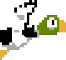 Duck Hunt Duck by mususama