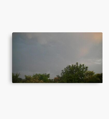 May 5 2012 Storm 196 Canvas Print