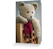 Just popped up to say 'Hi!' Greeting Card