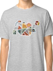 The Simple Health Shape Classic T-Shirt