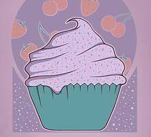 Cupcake by perdita00
