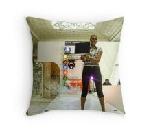 Product Show Throw Pillow