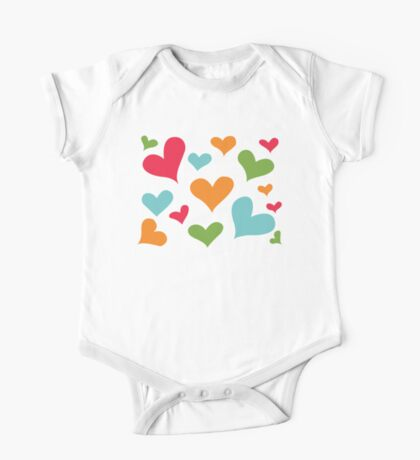 ♥ Sully's hearts ♥ One Piece - Short Sleeve