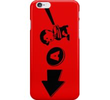 Ness - Over-A iPhone Case/Skin