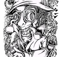 fear and loathing in las vegas by amazingbigguns