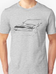 dodge challenger 2015 T-Shirt