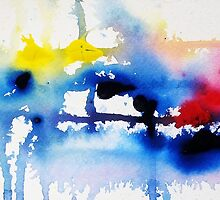 An Abstract State of Mind 1 by Susan Wellington