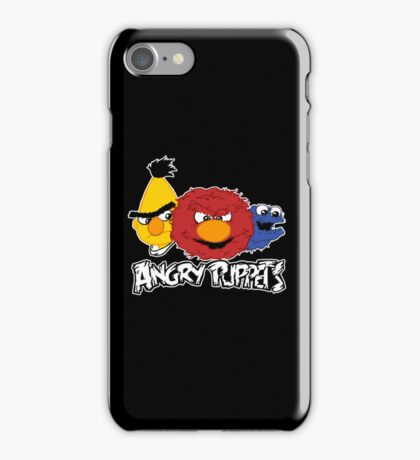 Angry Puppets iPhone Case/Skin