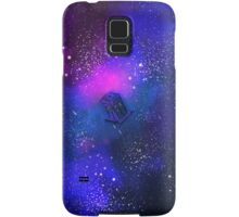 the TARDIS Samsung Galaxy Case/Skin