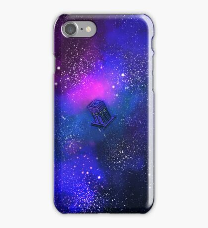 the TARDIS iPhone Case/Skin