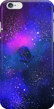 the TARDIS by KanaHyde