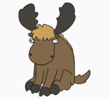 Ginger Moose by emiweb