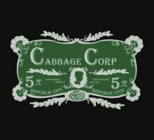 Cabbage Corp by Codex-Apollo