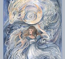 Elements - Moon by Jessica Feinberg