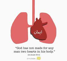 Muslim Anatomy - Heart Unisex T-Shirt