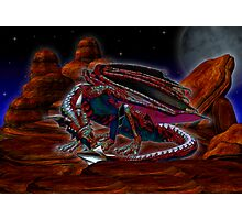 The Rarest of Dragons Photographic Print