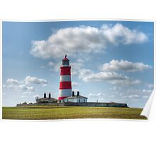 Happisburgh Lighthouse Poster