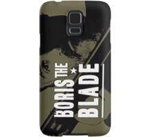Boris the Blade Samsung Galaxy Case/Skin