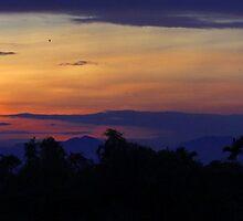 Sunset Vietnam by Ersu Yuceturk