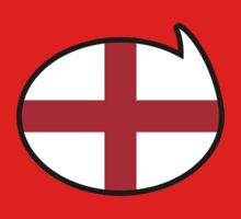 England Soccer / Football Fan Shirt / Sticker by funaticsport