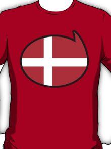 Denmark Soccer / Football Fan Shirt / Sticker T-Shirt